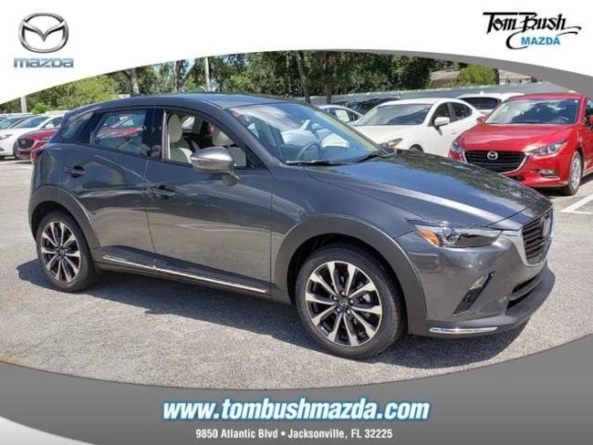 Tom Bush Mazda >> New 2019 Mazda Mazda CX-3 For Sale in Jacksonville FL | JM1DKDD75K0418423 | Serving Orange Park ...