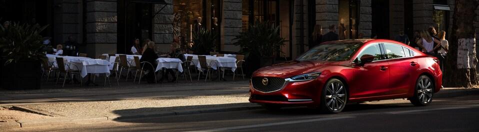 Compare The New Mazda6 And Honda Accord In Jacksonville, FL