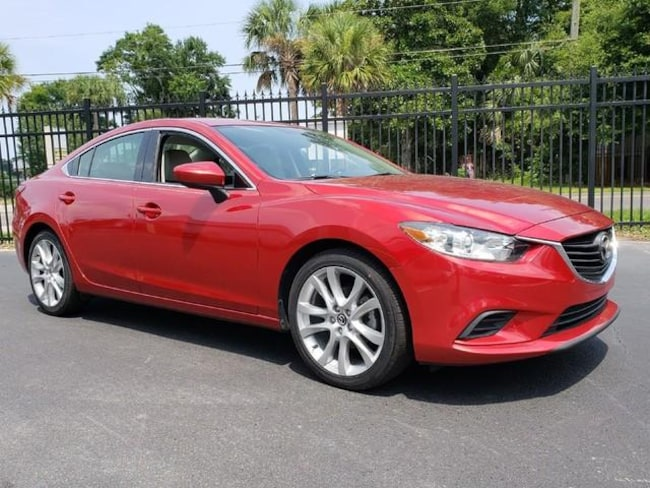 2016 Mazda Mazda6 i Touring Sedan in Jacksonville, FL