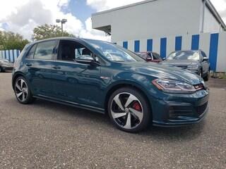 New 2019 Volkswagen Golf GTI 2.0T SE Hatchback Jacksonville Florida