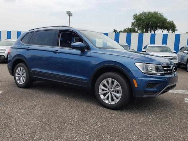 New 2019 Volkswagen Tiguan 2.0T S SUV Jacksonville, Florida