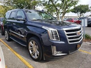 Used 2017 CADILLAC Escalade Luxury SUV Jacksonville Florida