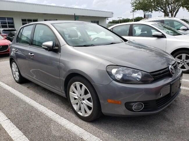 Used 2011 Volkswagen Golf TDI 4-Door Hatchback Jacksonville, Florida