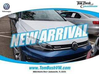 New 2019 Volkswagen Golf Alltrack TSI SEL 4MOTION Wagon Jacksonville Florida