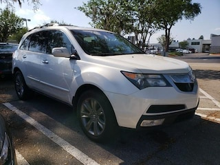 Used 2011 Acura MDX MDX with Advance Package SUV Jacksonville Florida