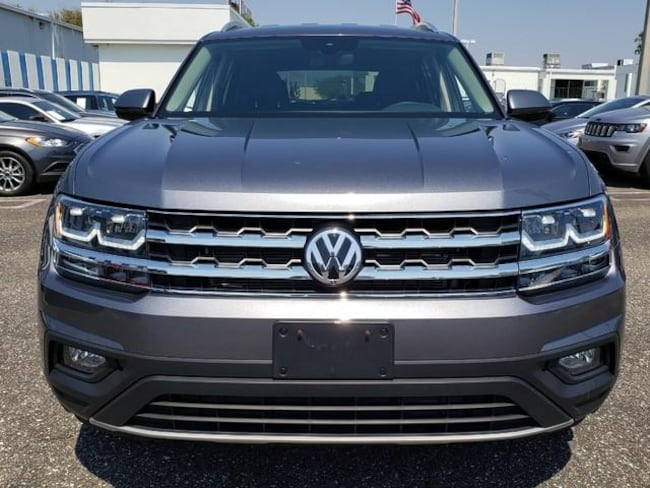 Used 2018 Volkswagen Atlas For Sale at Tom Bush Volkswagen   VIN: 1V2LR2CA3JC560855