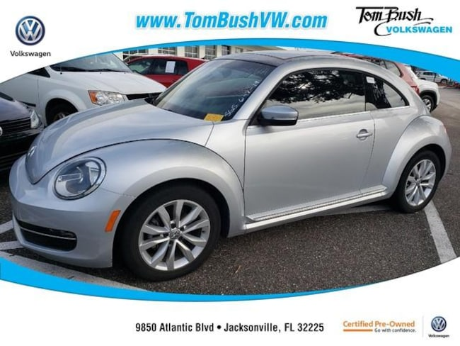 Used 2014 Volkswagen Beetle 2.0L TDI w/Sunroof/Sound/Navigation Hatchback Jacksonville, Florida