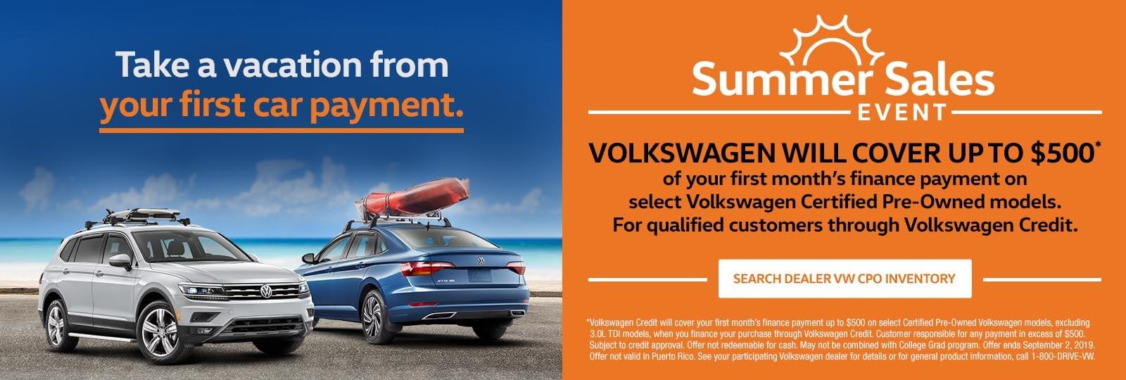 Tom Bush Vw >> Certified Pre Owned Volkswagen Jacksonville Tom Bush Volkswagen