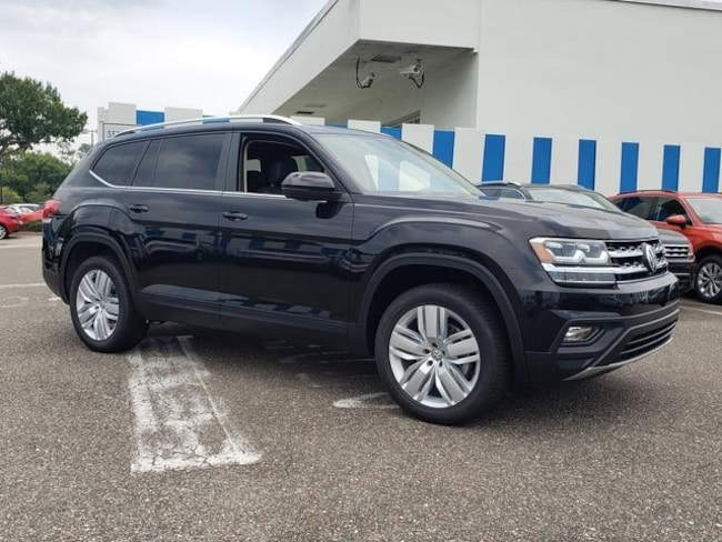 New 2019 Volkswagen Atlas 3.6L V6 SE w/Technology SUV Jacksonville, Florida