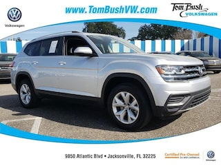 New 2018 Volkswagen Atlas 3.6L V6 Launch Edition SUV for Sale in Jacksonville
