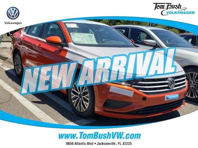 New 2019 Volkswagen Jetta 1.4T SEL Sedan Jacksonville, Florida