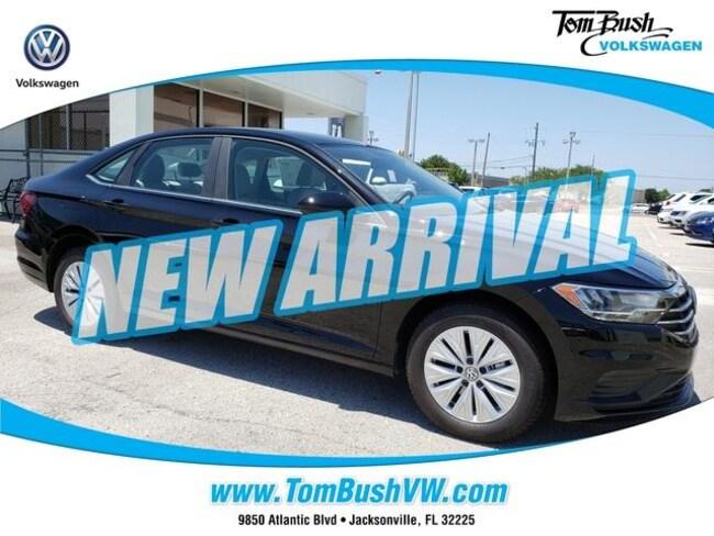 New 2019 Volkswagen Jetta 1.4T S Sedan Jacksonville, Florida