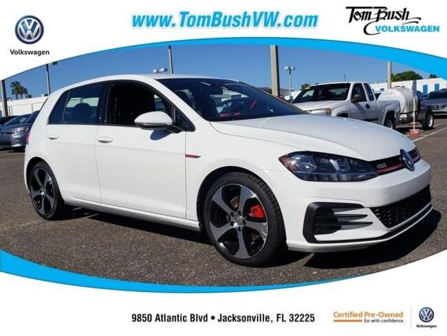 Used 2018 Volkswagen Golf GTI 2.0T S Hatchback Jacksonville, Florida