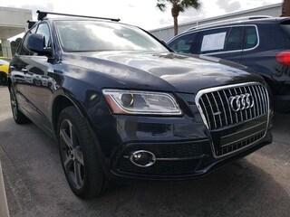 Used 2016 Audi Q5 3.0T Premium Plus SUV Jacksonville Florida