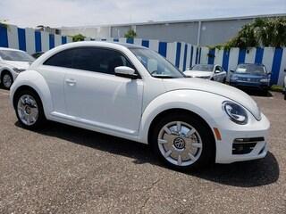 New 2019 Volkswagen Beetle 2.0T SE Hatchback Jacksonville Florida