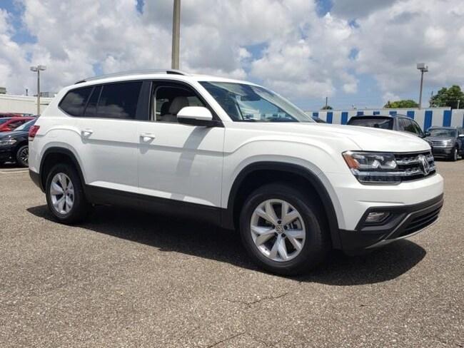 New 2019 Volkswagen Atlas 3.6L V6 SE SUV Jacksonville, Florida