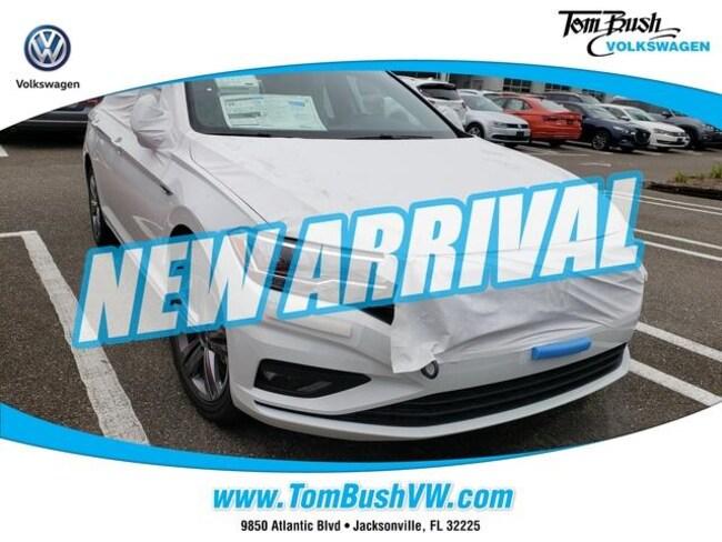 New 2019 Volkswagen Jetta 1.4T R-Line w/ULEV Sedan Jacksonville, Florida