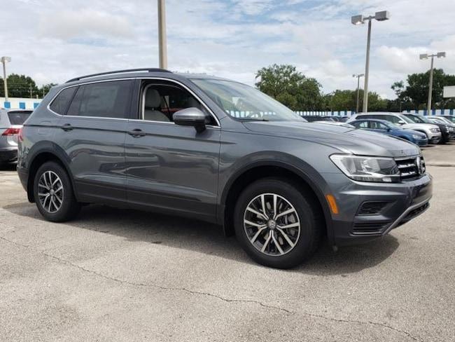 New 2019 Volkswagen Tiguan 2.0T SE SUV Jacksonville, Florida