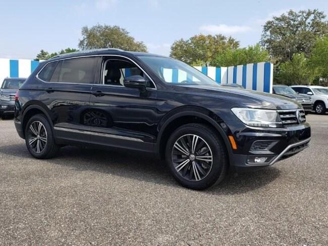New 2019 Volkswagen Tiguan 2.0T SEL SUV Jacksonville, Florida