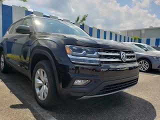 New 2019 Volkswagen Atlas 3.6L V6 SE SUV Jacksonville Florida