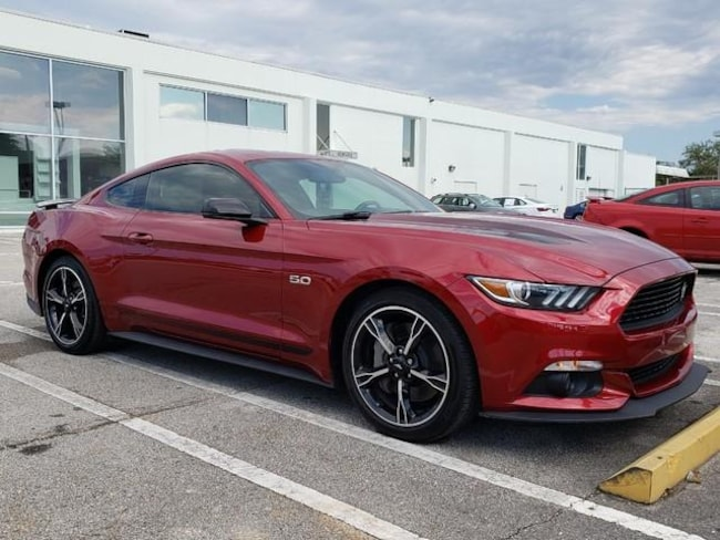 Used 2016 Ford Mustang GT Premium Coupe Jacksonville, Florida