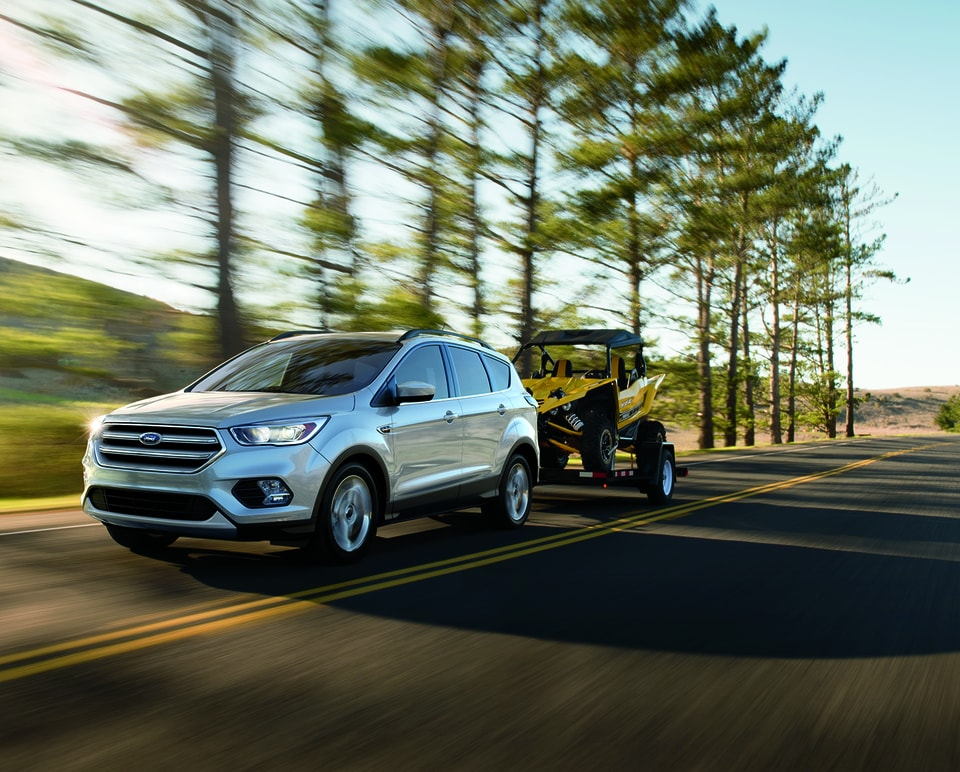 Test Drive A New Ford