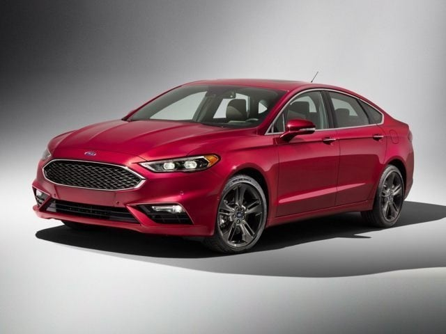 Ford Fusion Vs Toyota Camry