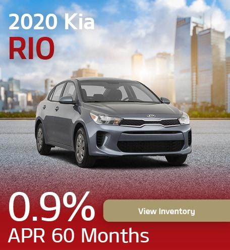 2020 Kia Rio