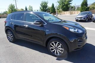 new 2019 Kia Sportage EX SUV in Reno