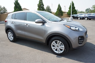 new 2019 Kia Sportage LX SUV in Reno