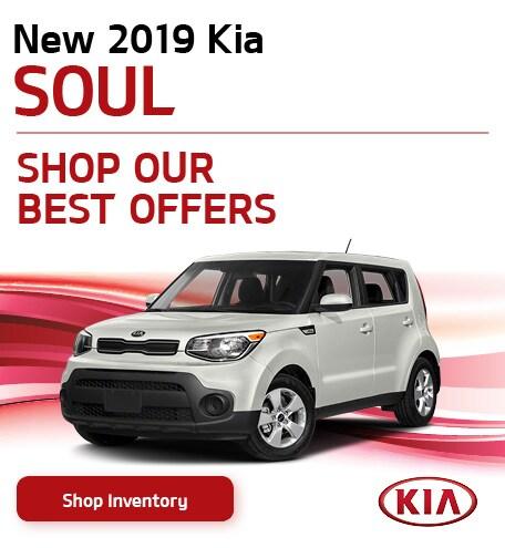 New 2019 Kia Soul