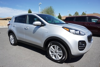 new 2018 Kia Sportage LX SUV in Reno