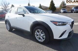 New 2019 Mazda Mazda CX-3 Sport SUV for sale in Reno, NV