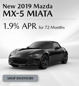New 2019 Mazda MX-5 Miata