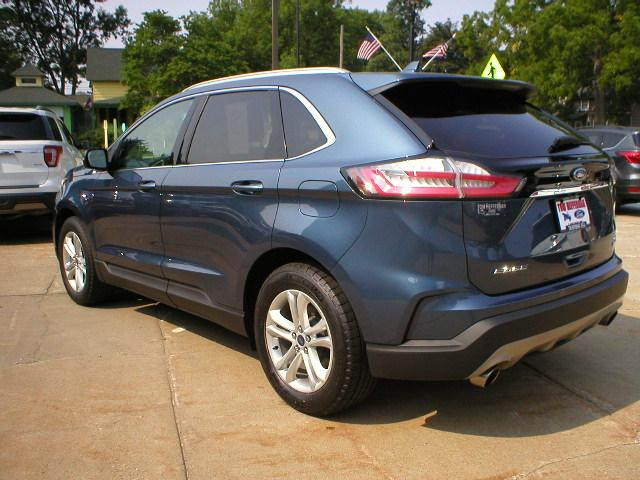 Used 2019 Ford Edge SEL with VIN 2FMPK4J97KBC46277 for sale in Lake City, Minnesota