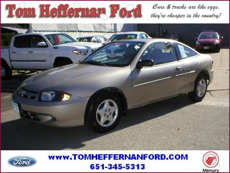 2003 Chevrolet Cavalier Base Coupe
