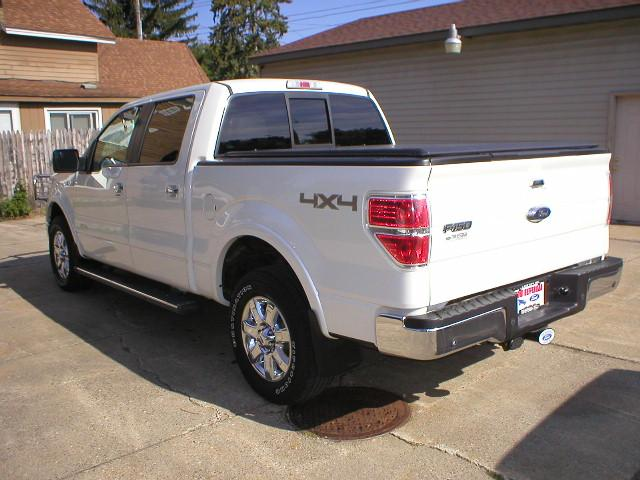 Used 2013 Ford F-150 Lariat with VIN 1FTFW1ET9DKF60417 for sale in Lake City, Minnesota