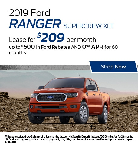 September Ranger Special