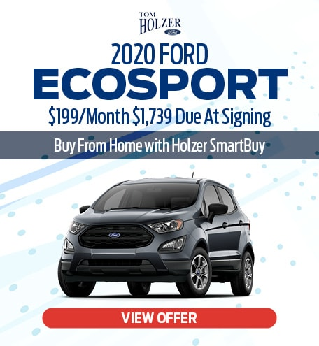 March 2020 Ford EcoSport