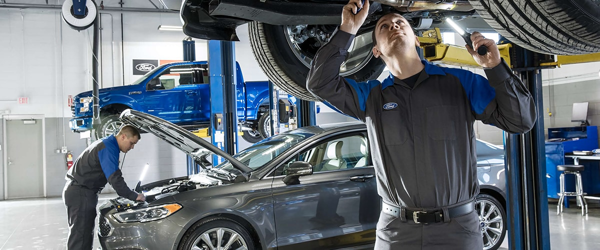 Ford Repair Shop >> Ford Service Repair And Maintenance Center Livonia Mi