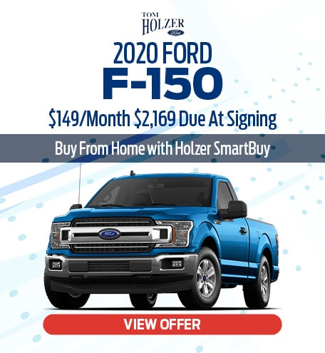 March 2020 Ford F-150