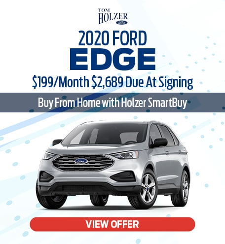March 2020 Ford Edge