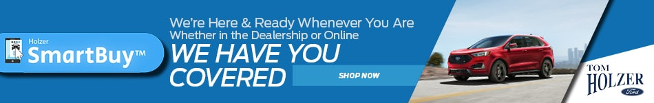 We've Got You Covered - Shop Online or Come In