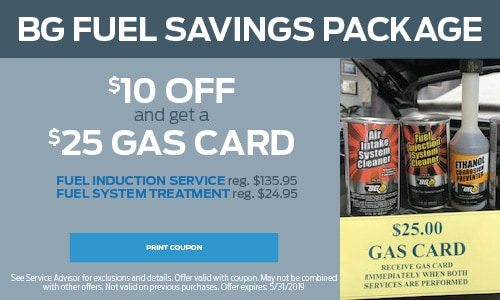 BG Fuel Savings Package