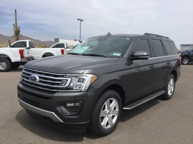 New 2018 Ford Expedition XLT SUV Buckeye, AZ