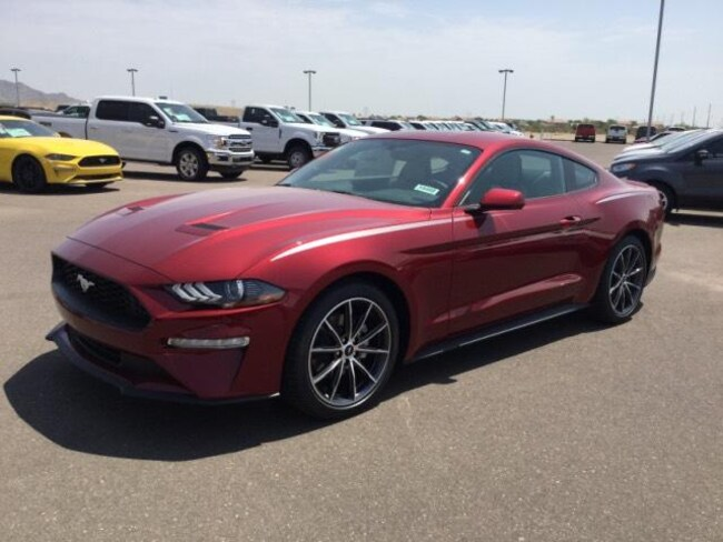 New 2018 Ford Mustang EcoBoost Coupe Buckeye, AZ