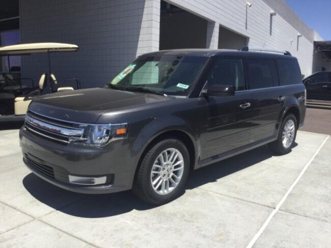 New 2019 Ford Flex SEL Crossover Buckeye, AZ