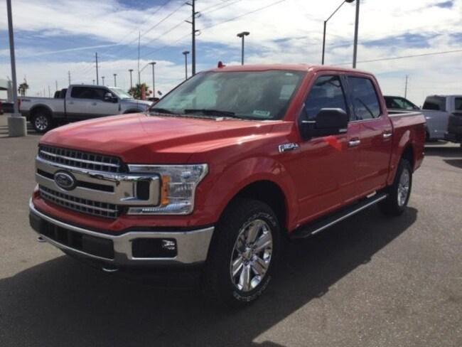 New 2018 Ford F-150 XLT Truck Buckeye, AZ