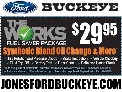 The Works - Fuel Saver Package