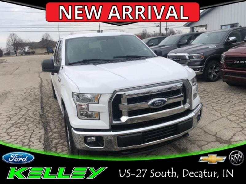 2016 Ford F-150 XLT Extended Cab Long Bed Truck